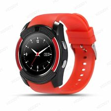 Waterproof Bluetooth Smart Wrist Watch Phone Mate Sim Camera For Android Samsung
