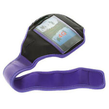 Purple Running Exercise Jogging Sport Armband GYM Bag Skin Case For Apple iphone