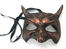 Devil Masquerade demon mask Halloween costume dress up Prom Haunted House Party