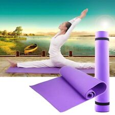 Bag 3 colour Thick Mat Pad for Leisure Picnic Exercise Fitness Yoga Lot LE#