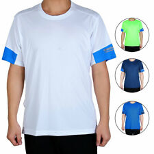 Men Reflective Short Sleeve Clothes Casual Wear Tee Basketball Sports T-shirt