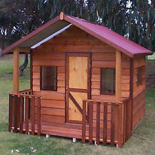 Cubby House The Baron's Hall Timber Play house