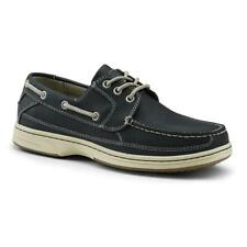 Dockers Pier Mens Navy Boat Shoes