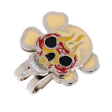 Golf Hat Clip Magnetic Golf Ball Marker Cute Golf Gift