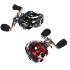 High Speed Baitcasting Reel 10+1BB 6.3:1 Gear Ratio Fishing Reels Right-Hand
