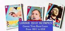 Choose Adrenalyn XL LONDON 2012 OLYMPIC BASE Cards From: 1 to 52 PANINI