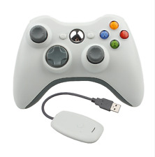 Wireless Joypad Gamepad Remote Controller Powered USB Port Microsoft Xbox 360