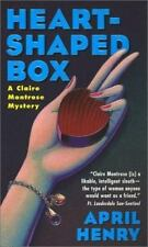 Heart-Shaped Box (A Claire Montrose Mystery) Henry, April Mass Market Paperback