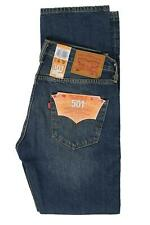 Mens Levis 501 1307 Straight Leg Button Fly Hook Jeans