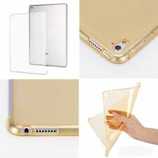 TPU Case Back Cover For iPad Air 2/9.7 Silicone Glossy Inch Soft Tablet Skin Gel