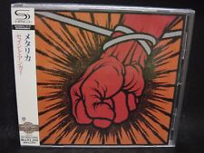 METALLICA St. Anger JAPAN SHM CD Exodus Suicidal Tendencies Ozzy Osbourne B.L.S.