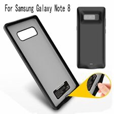 External Power Bank Battery 5500mAh Charger Case Cover For Samsung Galaxy Note 8