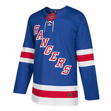 New York Rangers Adidas NHL Men's Climalite Authentic Team Hockey Jersey