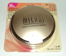 Milani Smooth Finish Cream To Powder Makeup 15 Warm Honey ~Combined Shipping~