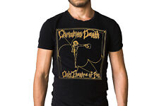 Christian Death Only Theatre Of Pain 1982 Album Cover T-Shirt