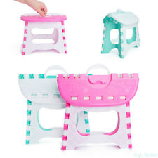 Children Chairs Folding Chair Portable Outdoor Camping Picnic Step Stool Plastic