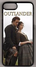 Outlander  - Jamie and Claire Fraser cell case -  iPhone iPod Samsung