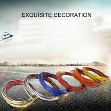 16.4ft 5m Car Dashboard Strip Line Interior Decorative Exterior Mouldings Trim