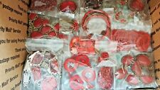 11 Lbs. Jewelry Lot Vintage to Now All Wearable Some Signed, Rhinestones