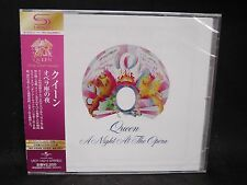 QUEEN A Night At The Opera JAPAN SHM CD Freddy Mercury Smile The Cross