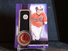 2017 Topps Tribute Stamp of Approval Relics Purple #SOA-MM Manny Machado Card