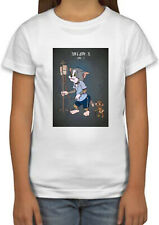 Tom And Jerry Elderly Hospital Old cool Kids Boy Girls Unisex Top T-Shirt 681