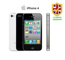 Apple iPhone 4 Unlocked Smartphone Various Colours & Networks