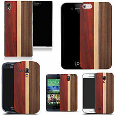 hard durable case cover for iphone & other mobile phones - grain style