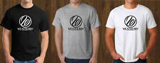 Weatherby Black T-Shirt Mens White Grey Tee Size S to 3XL