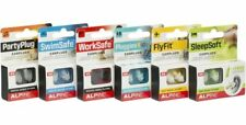 Alpine Ear Plugs  Hearing Protection - Various Types ***NEW***