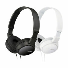 NEW Sony MDR-ZX110 Stereo / Monitor Over-Head Headphones