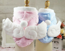 Dog Clothes Warm Winter Coat Pet Sweater Hoodie Jacket for Poodle yorkie teacup