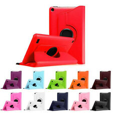 360 Rotating Stand Back Case Cover For Amazon Kindle Fire HD 7 2015 Tablet