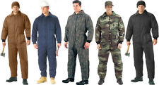 Military Cold Weather Heavy Insulated Coverall Jumpsuit