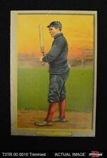1911 T3 Turkey Red #17 Clark Griffith  Reds POOR