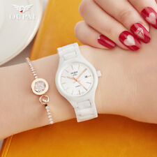 Women Quartz Ceramic Fashion Watches Ladies Elegant Fashion Simple Wristwatch