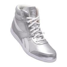 Reebok Womens Royal Complete Mid Hi Top Leather Trainers shoes