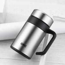 Steel Coffee cup- Reusable Barista Grade Coffee Cup Takeaway Eco Friendly 14oz