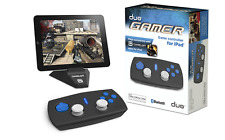 NEW-DUO Gamer Controller for Apple iPad, iPhone and iPod Touch (Wireless)