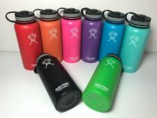 GIFT Hydro Flask Wide Mouth 18/32oz/40oz Insulated Stainless Steel Water Bottle