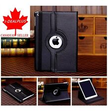 360 Rotating PU Leather Smart Folio Swivel Case Cover Stand for Apple iPad Air 2