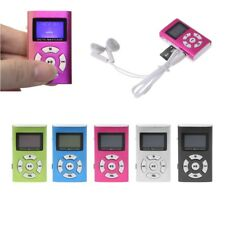 Mini Portable USB LCD Screen Support 32GB Micro SD TF Card Digital MP3 Player
