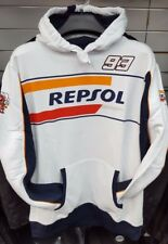 MOTORCYCLE RACING #MOTOGP OFFICIAL REPSOL HONDA #MM93 MARC MARQUEZ HOODED TOP