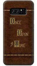 Once Upon A Time Book Phone Case for Samsung Galaxy Note8 Note5 Note 4 3 2