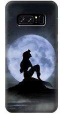 Mermaid Moon Night Phone Case for Samsung Galaxy Note8 Note5 Note 4 3 2