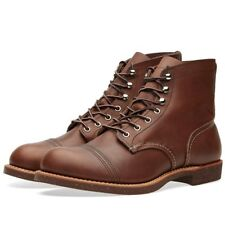 "Red Wing 8111 Heritage 6"" Iron Ranger Boot"