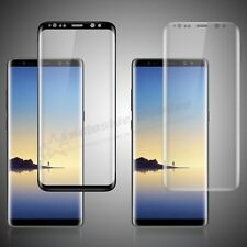 For Samsung Galaxy Note 8 Clear [HD Clear] Tempered Glass Screen Protector