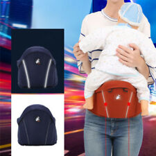 Hipseat Carrier Waist Wrap Hip Stool Seat Sling Strap Easy Baby Holder