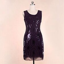 BABEYOND 1920s Flapper Dress Roaring 20s Great Gatsby Costume Beaded