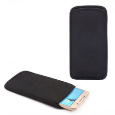 Universal Neoprene Case Sleeve Pouch Pocket Bag For All Phones iPhone Samsung